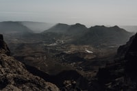 while our trip to gran canaria we went hiking and got some awesome views like this.