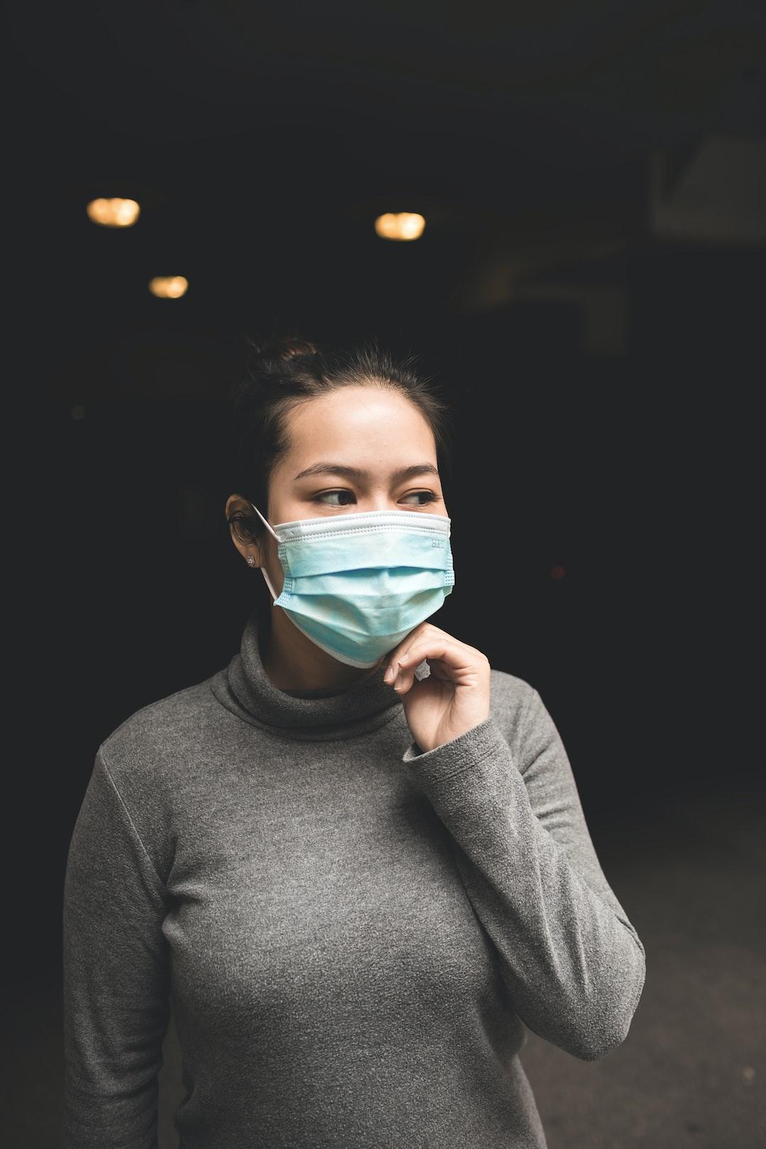 Wear Masks: Reduce Viral Load