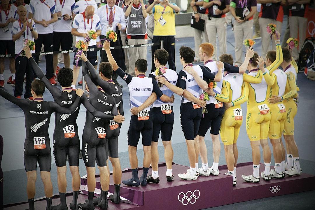 The Olympics Fuss