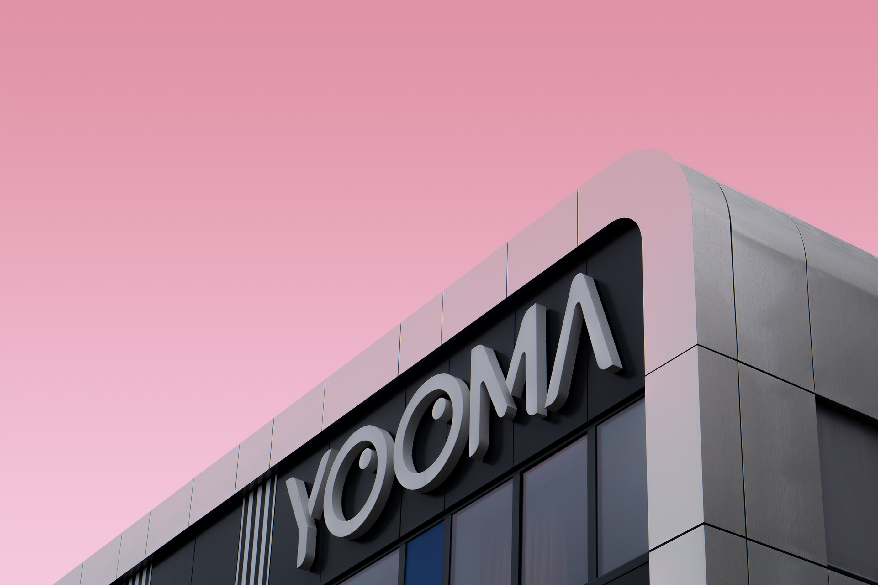 photo of Yooma building signage