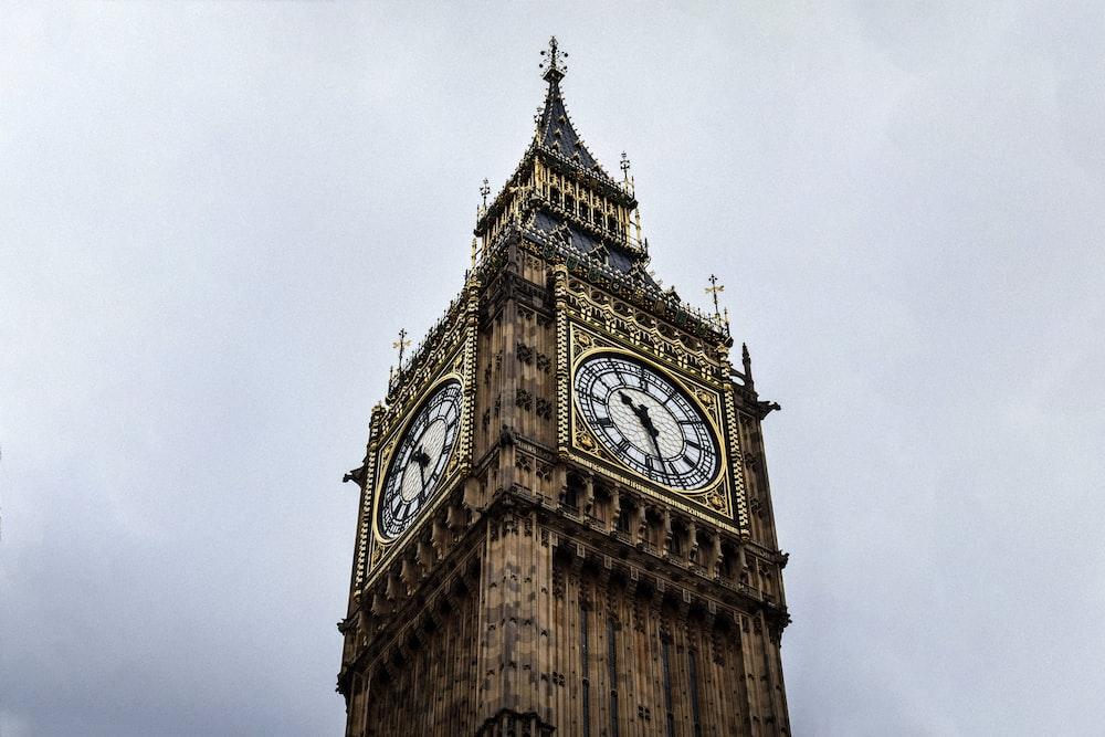 Big Ben, London at daytime