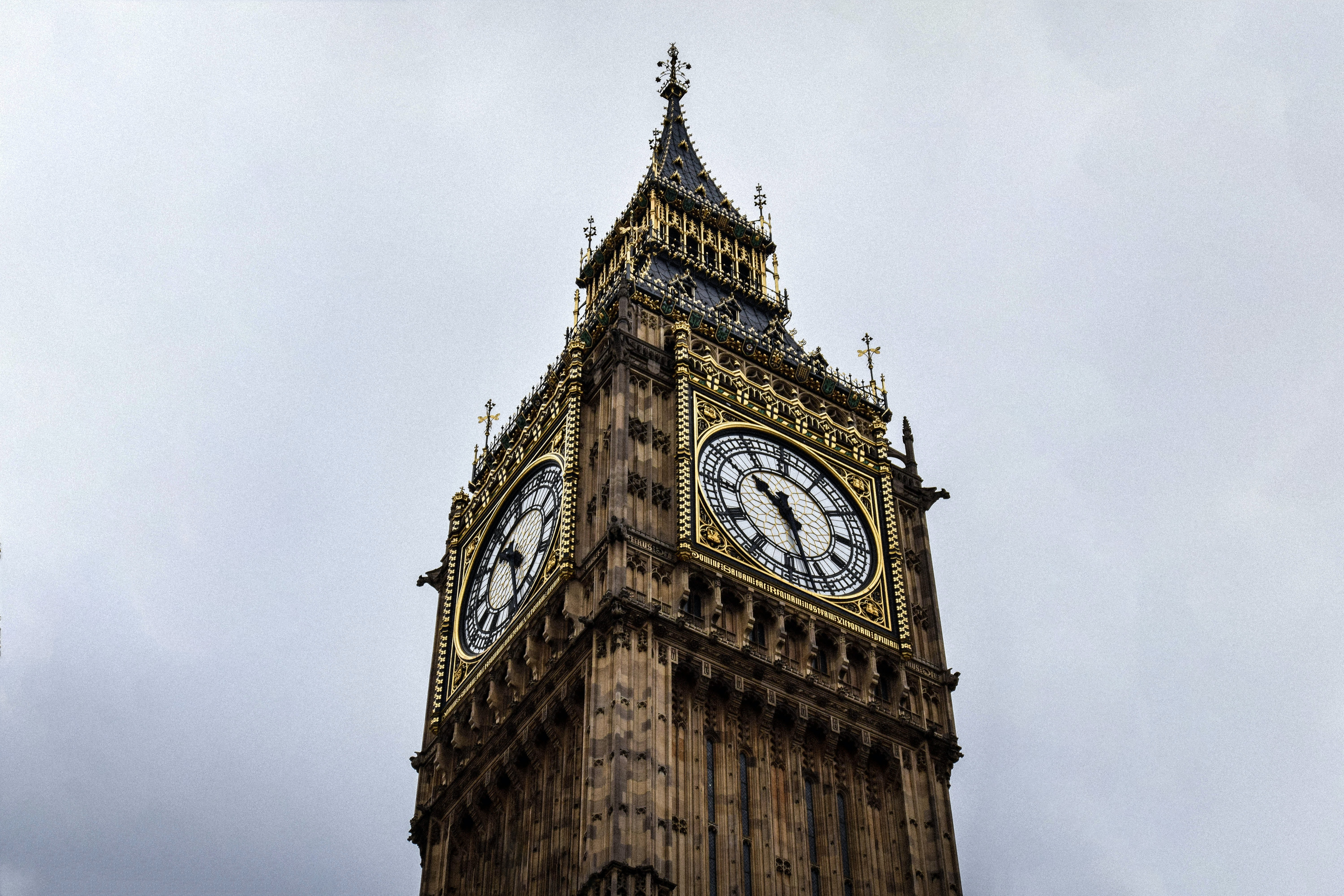 Big Ben, London at daytime
