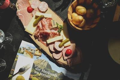 Comida típica de Suiza