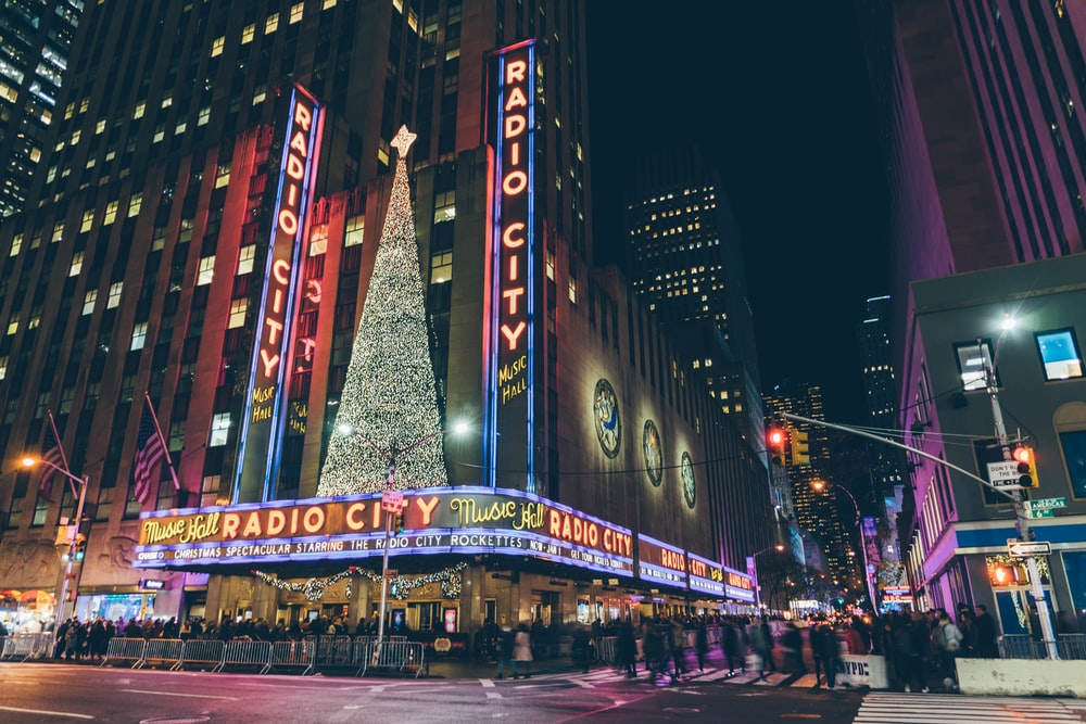 Radio City Music Hall, New York, United States Pictures