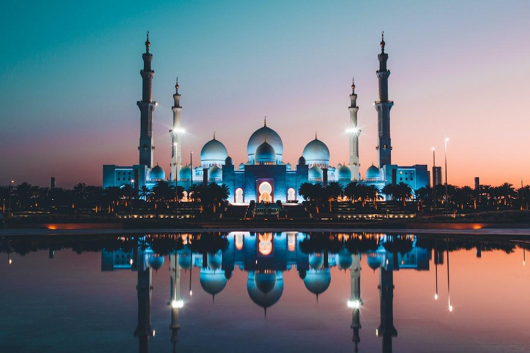 wallpaper masjid keren, jadi takmir masjid