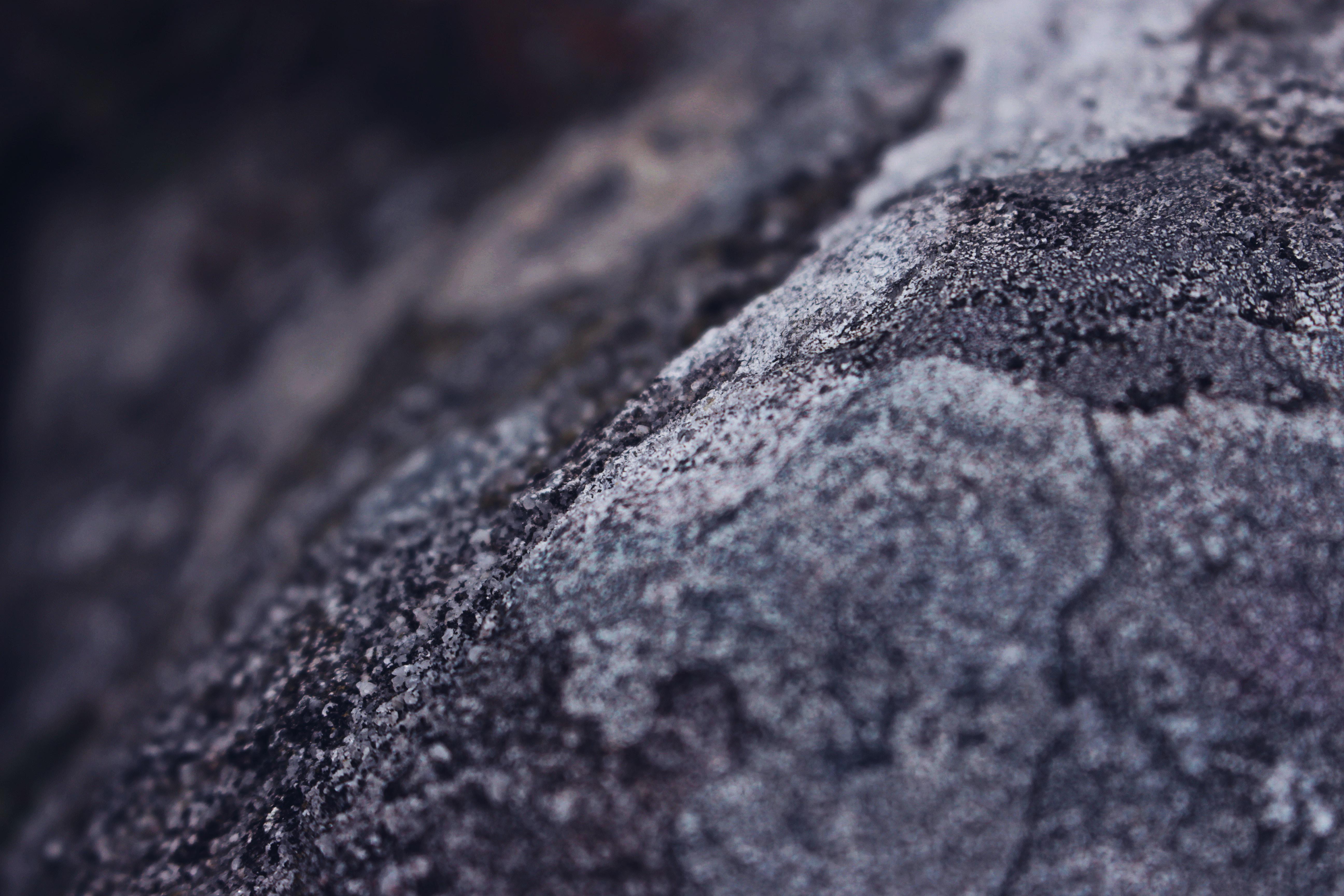 closeup photo of grey pavement