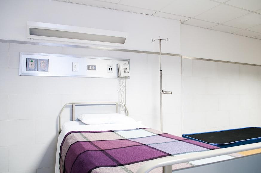 Lit d'hôpital. | Photo : Unsplash