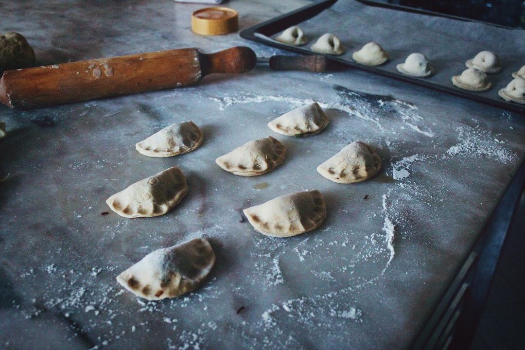 Grandmas dumplings