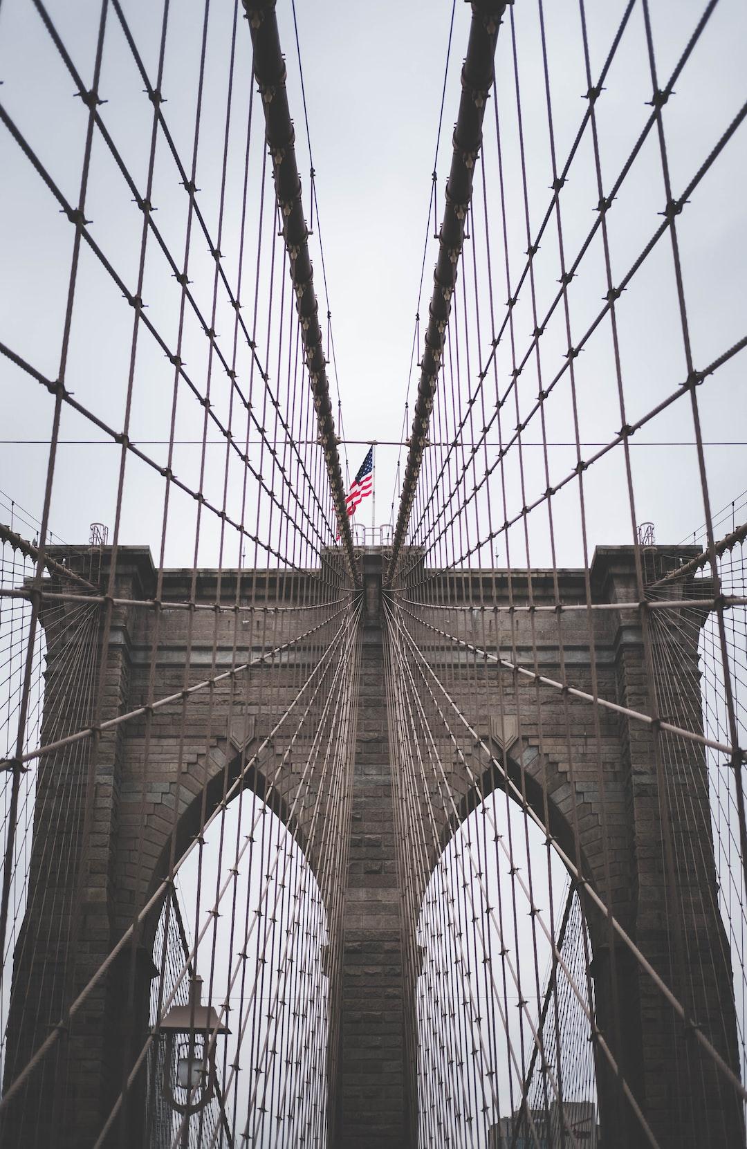 Symmetry on the Brooklyn bridge