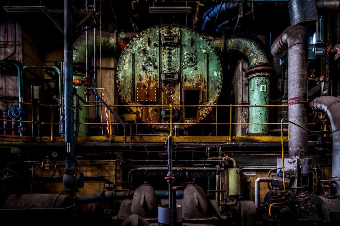urbex factory