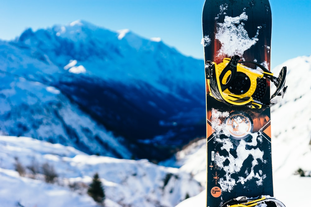 My Snowboarding Business