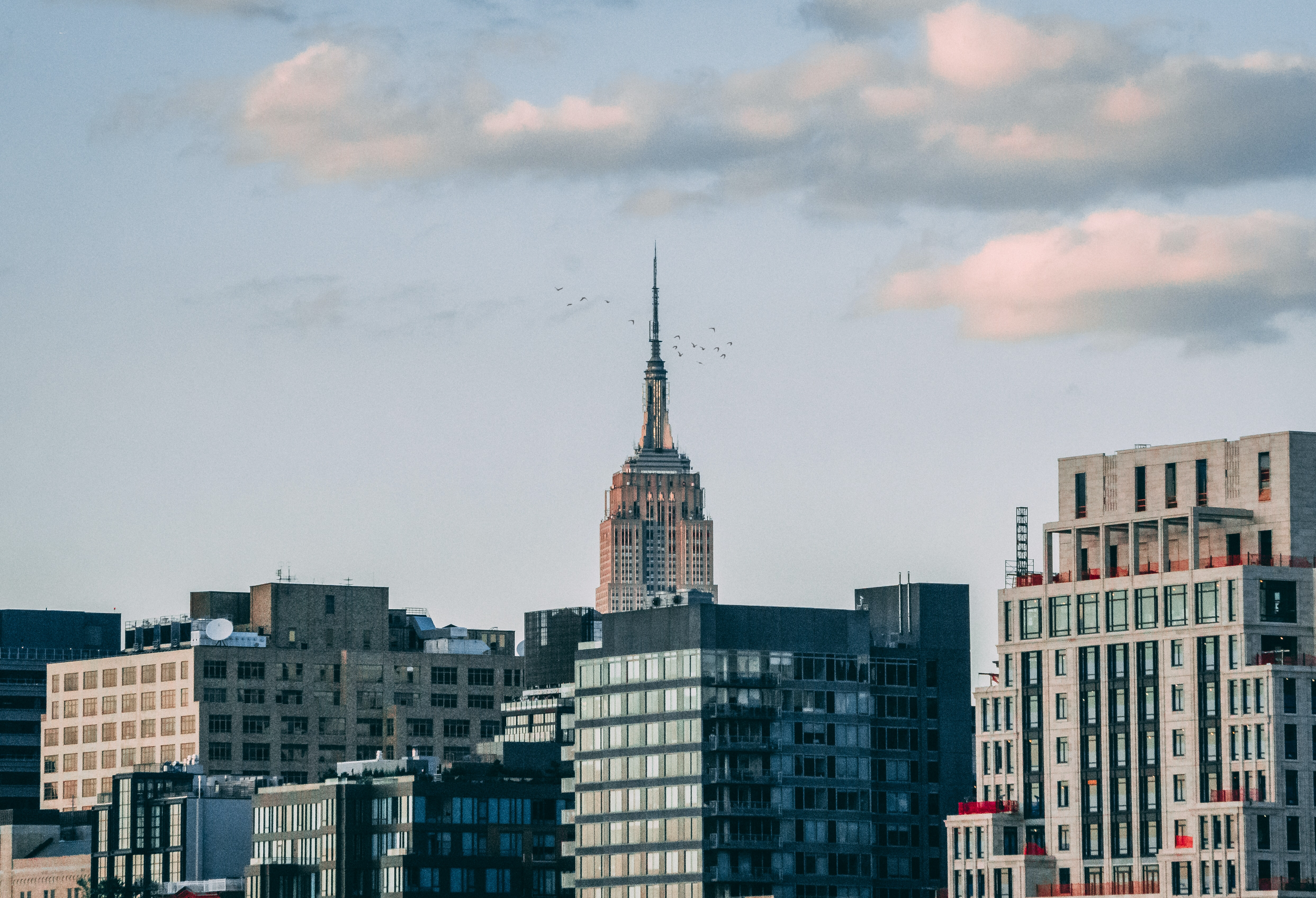 photography of high-rise buildings