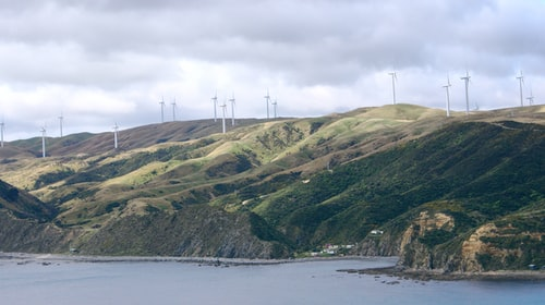Belgium: nuclear power puts wind turbines off