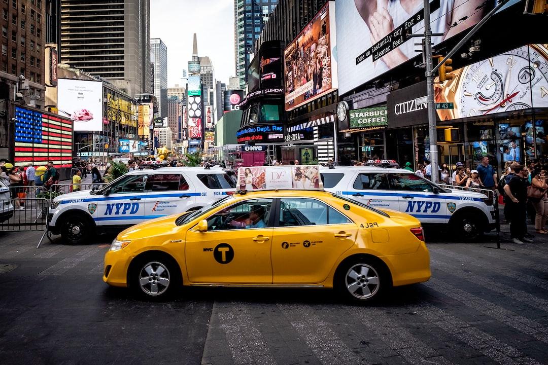NYPD New York city