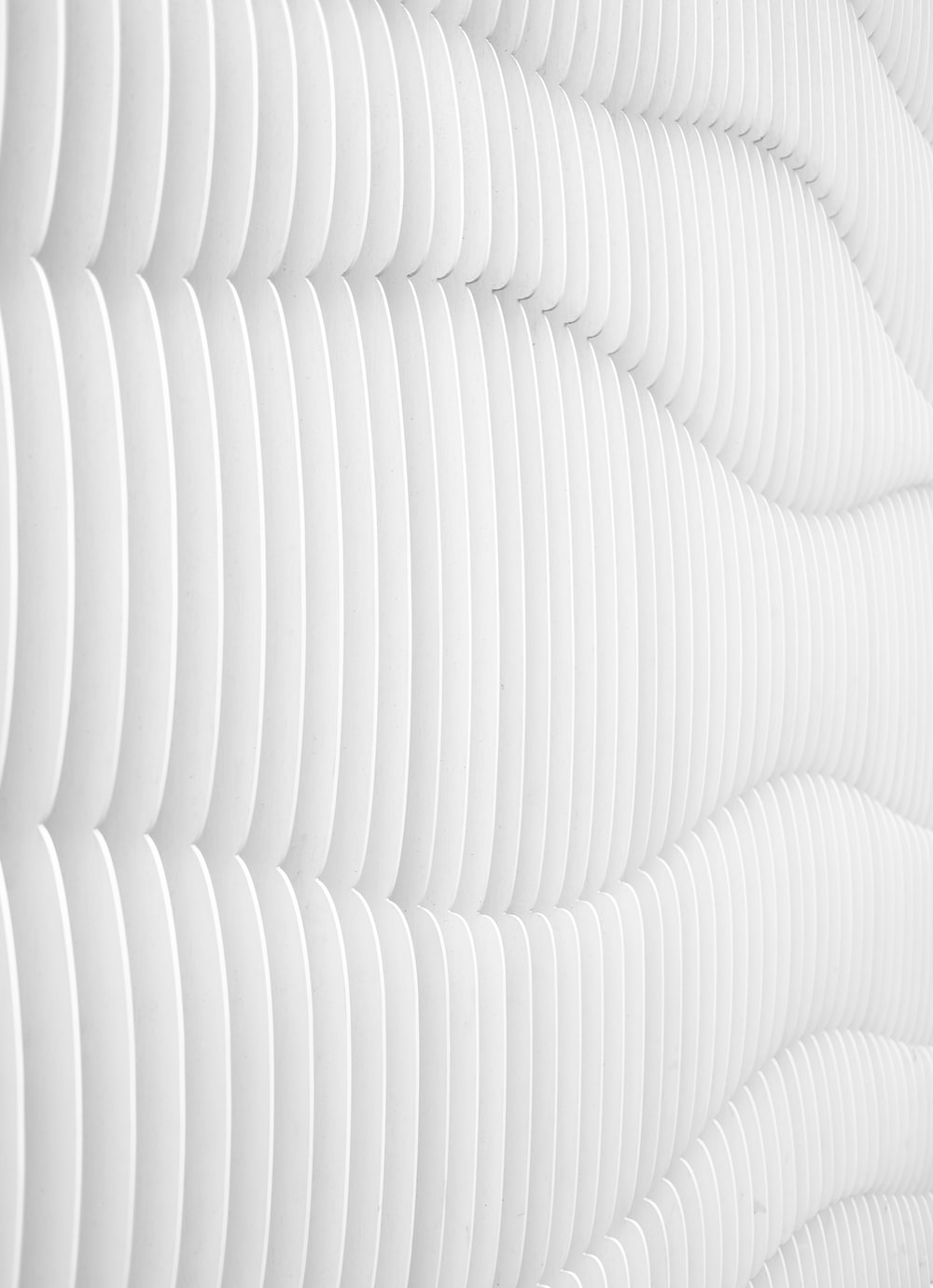 white textured wall