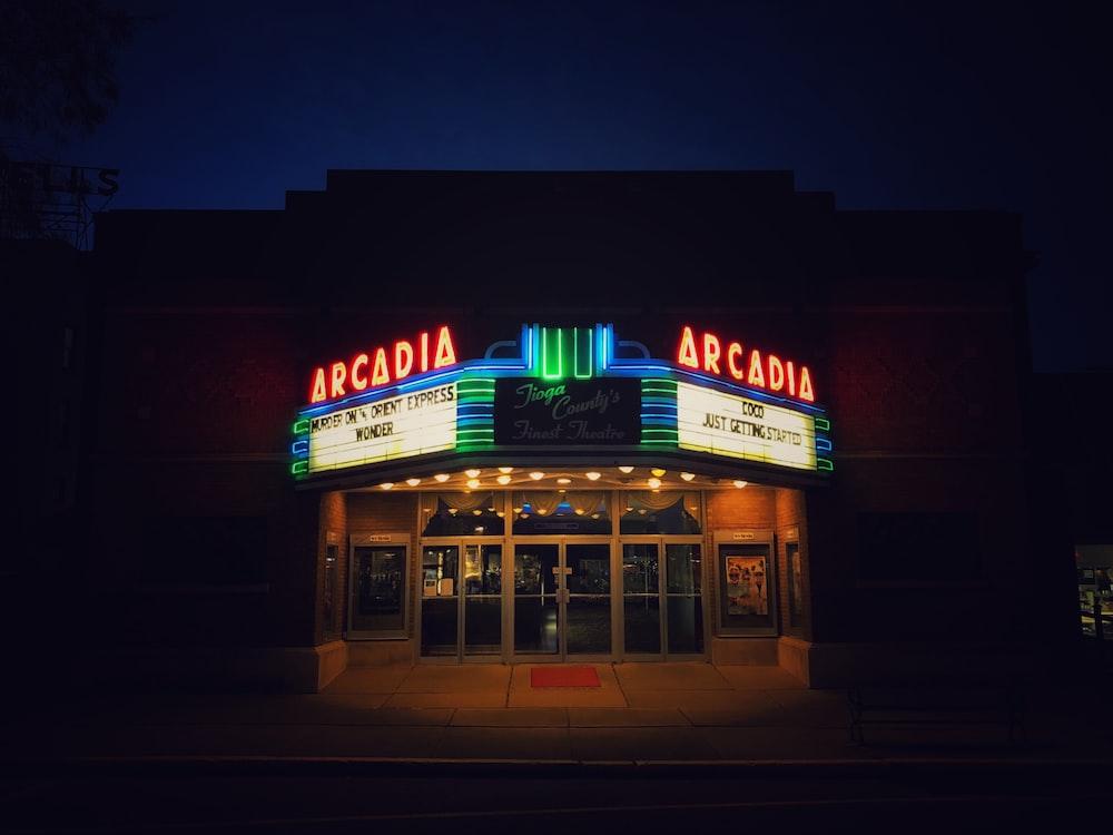 Arcadia store