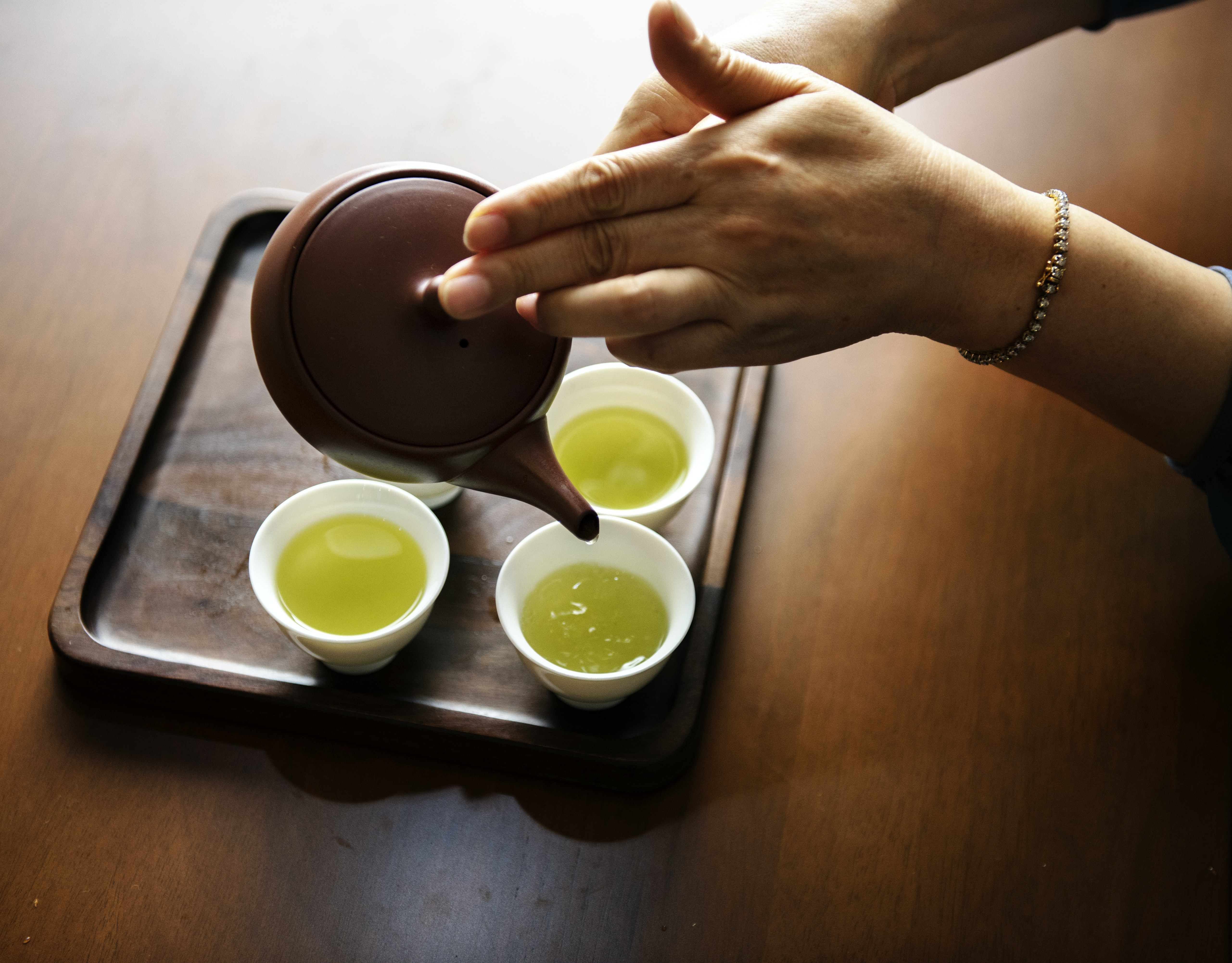 manfaat minum teh hijau untuk diet