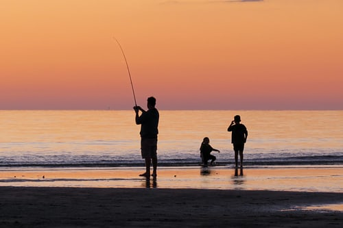best lures for beach fishing