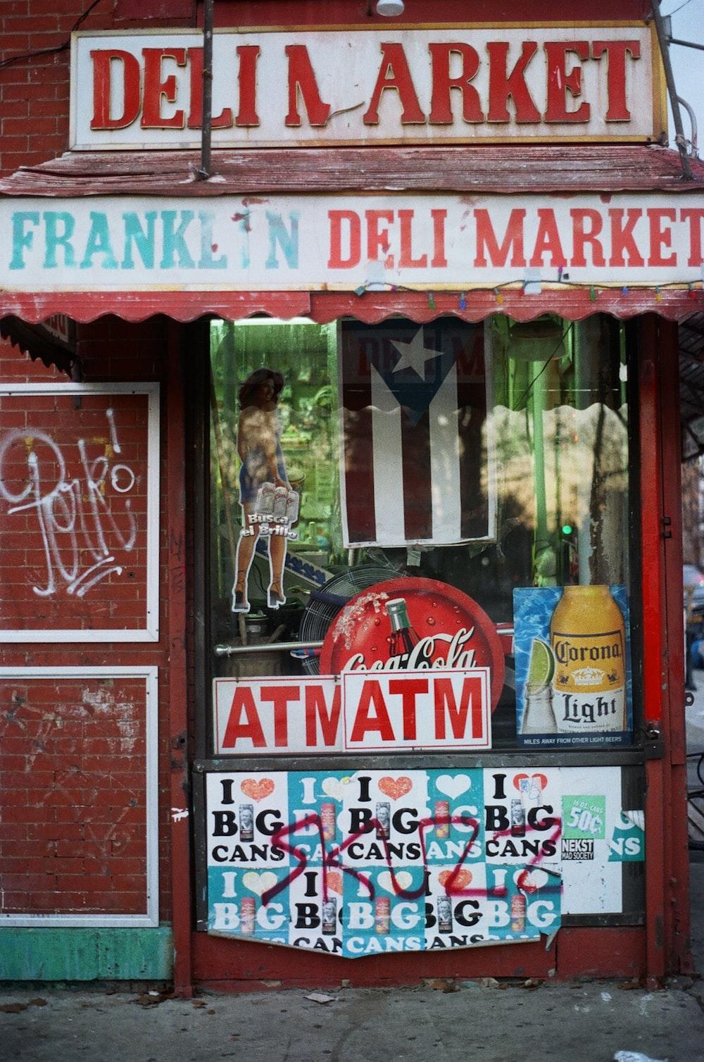 Deli Market storefront