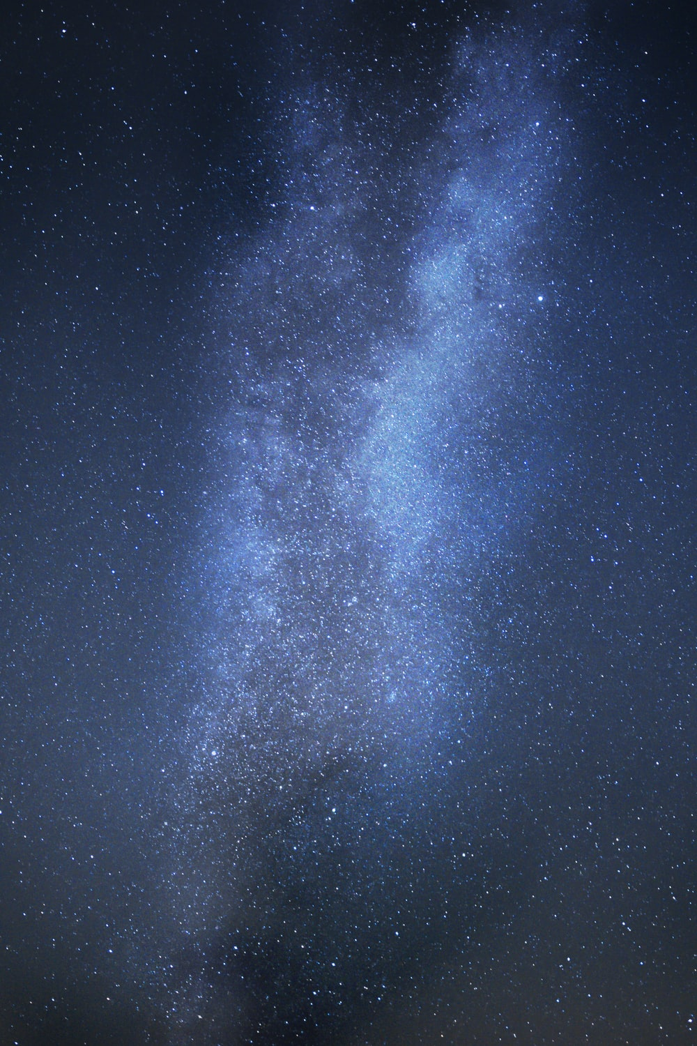 blue and black milkyway