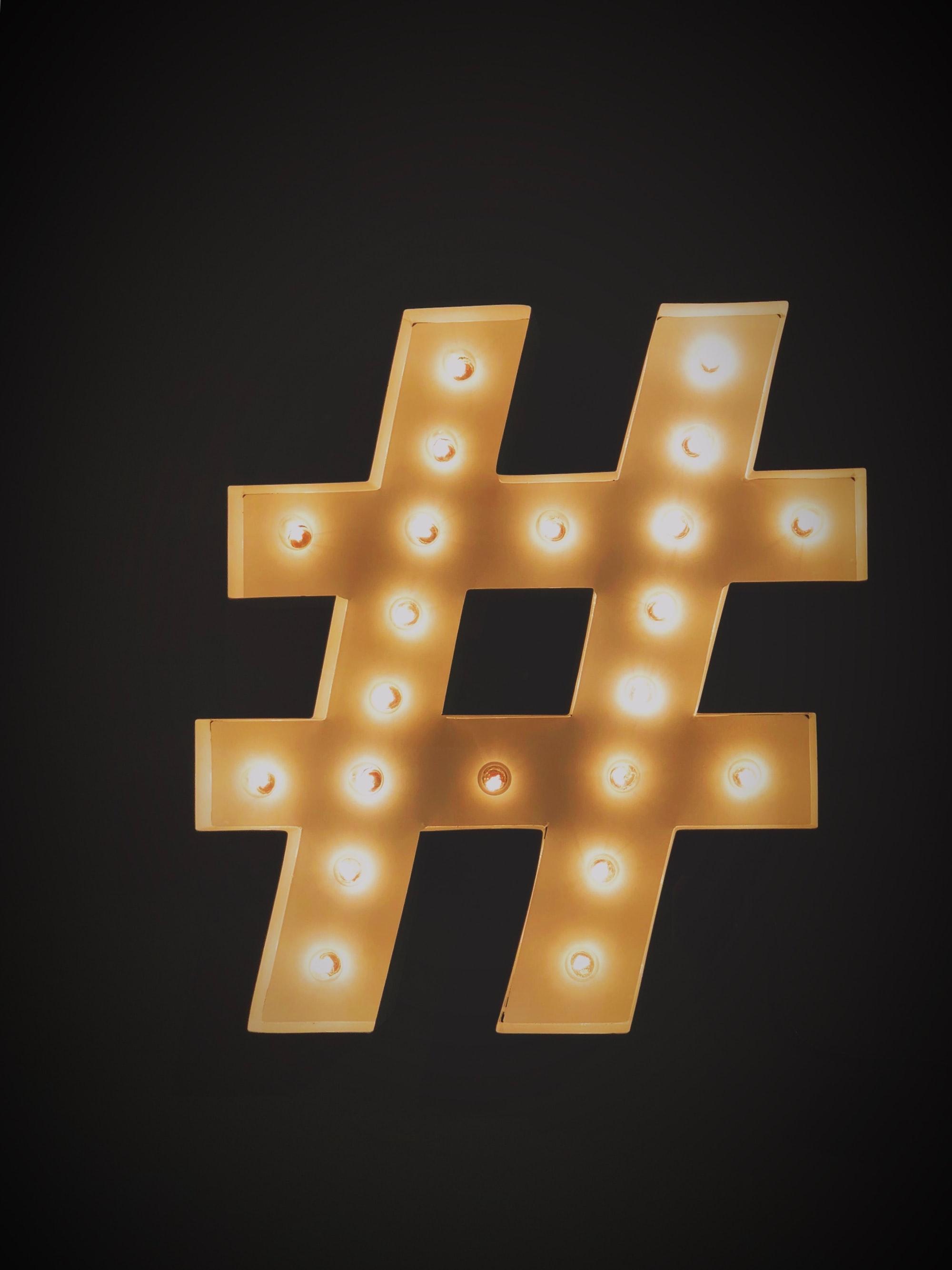 social-media-hashtag