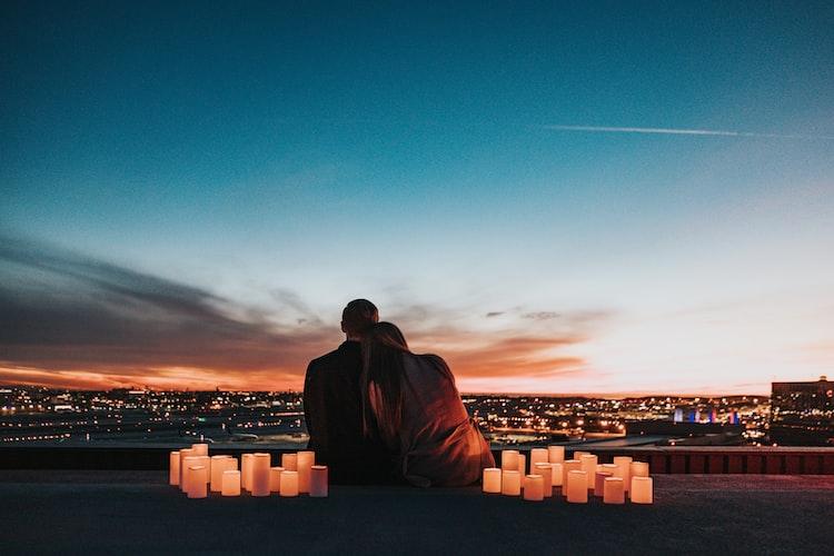couple-dusk