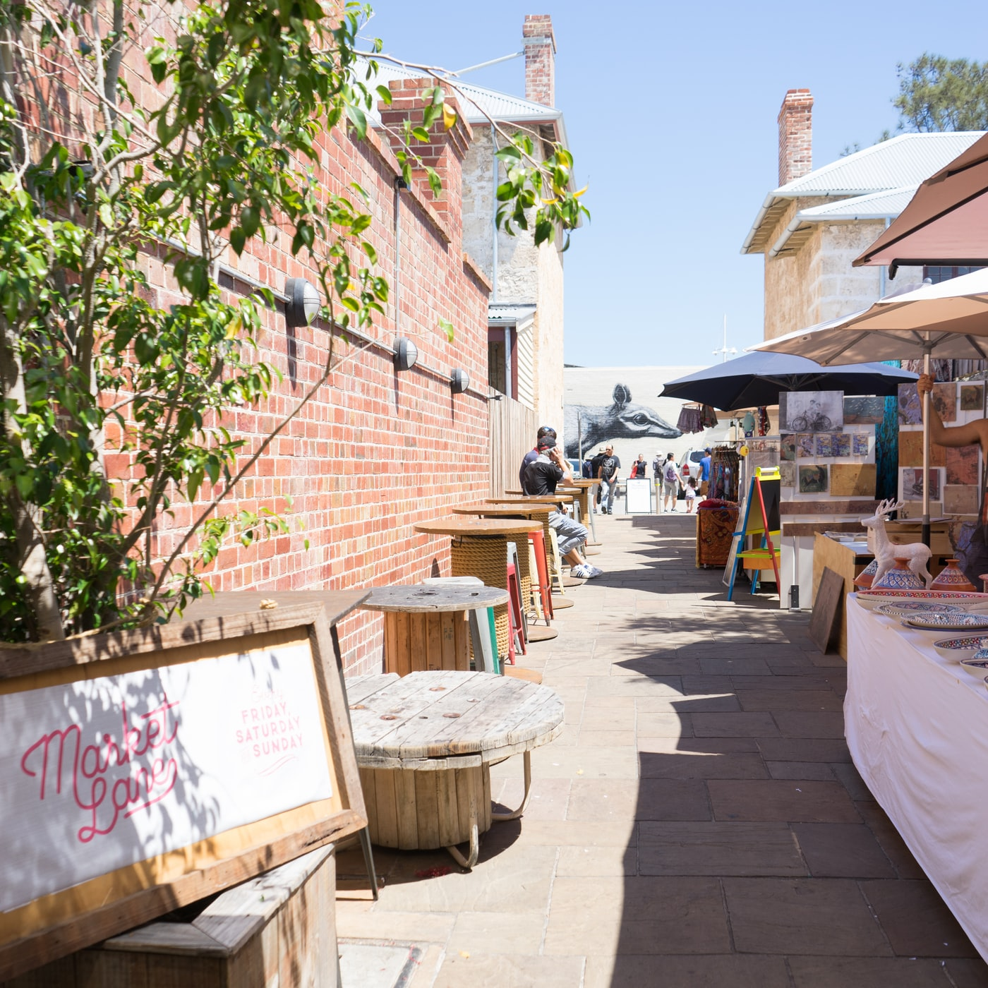 fremantle markets - Places To Go in Perth