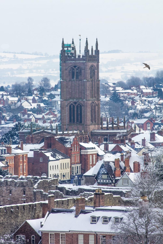 Terrific Snowy Town Pictures Download Free Images On Unsplash Interior Design Ideas Skatsoteloinfo