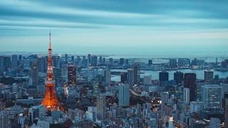 Eiffel Tower, Paris during dusk