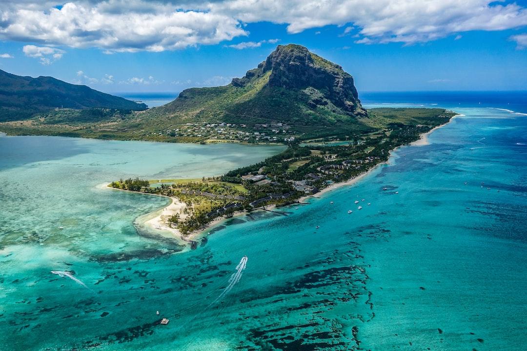 10 raisons de visiter l'île Maurice