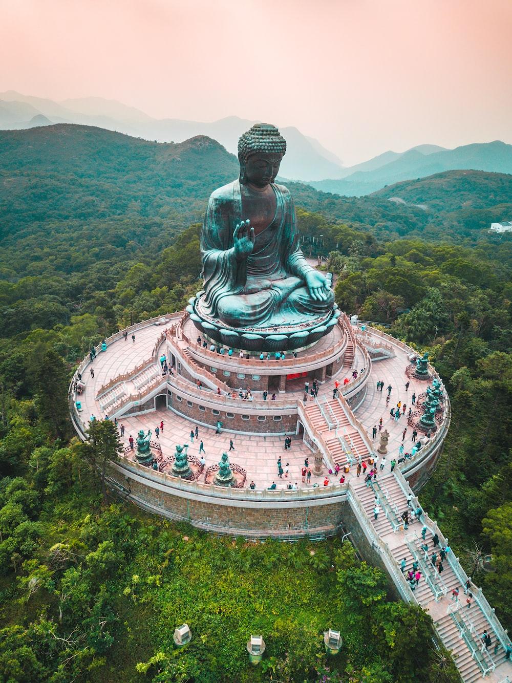 Tian Tan Buddha Hong Kong Pictures Download Free Images On Unsplash