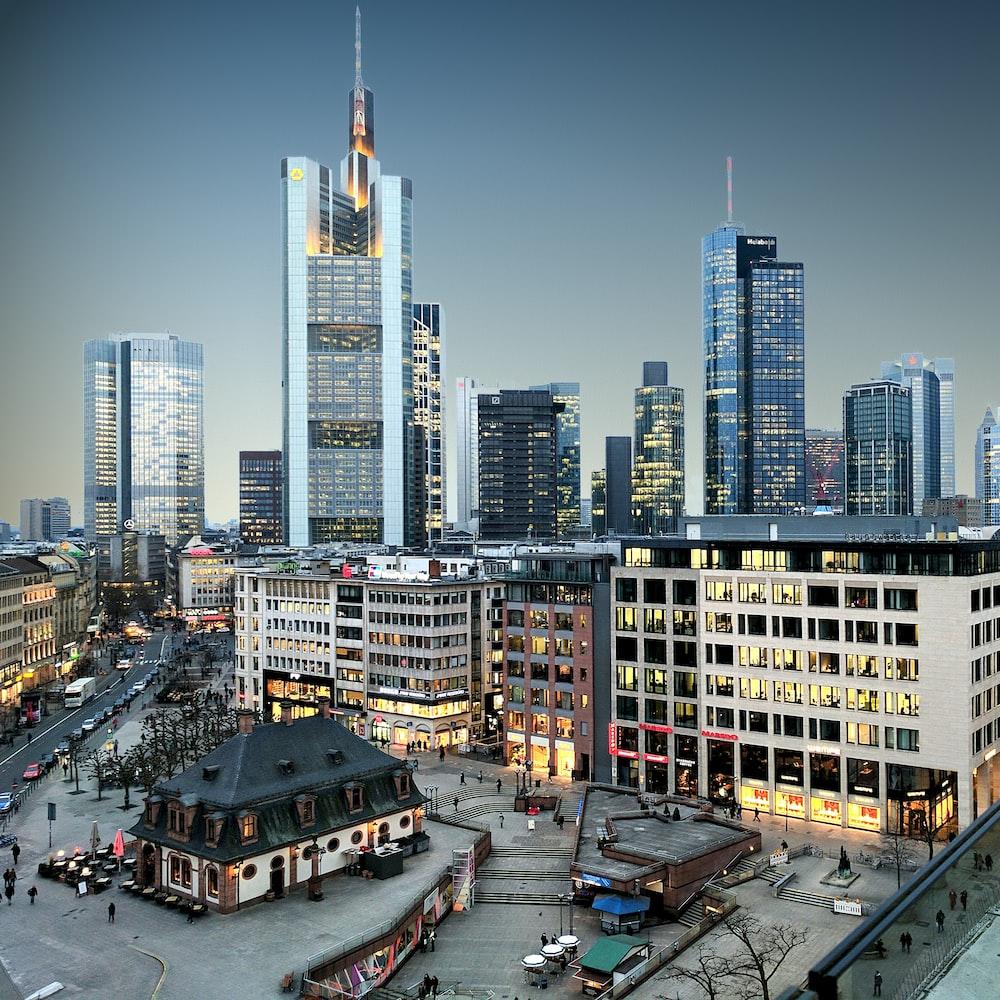 photo of city