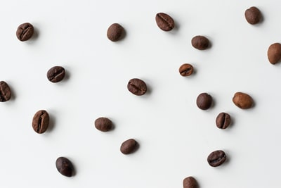 brown coffee bean lot coffee zoom background