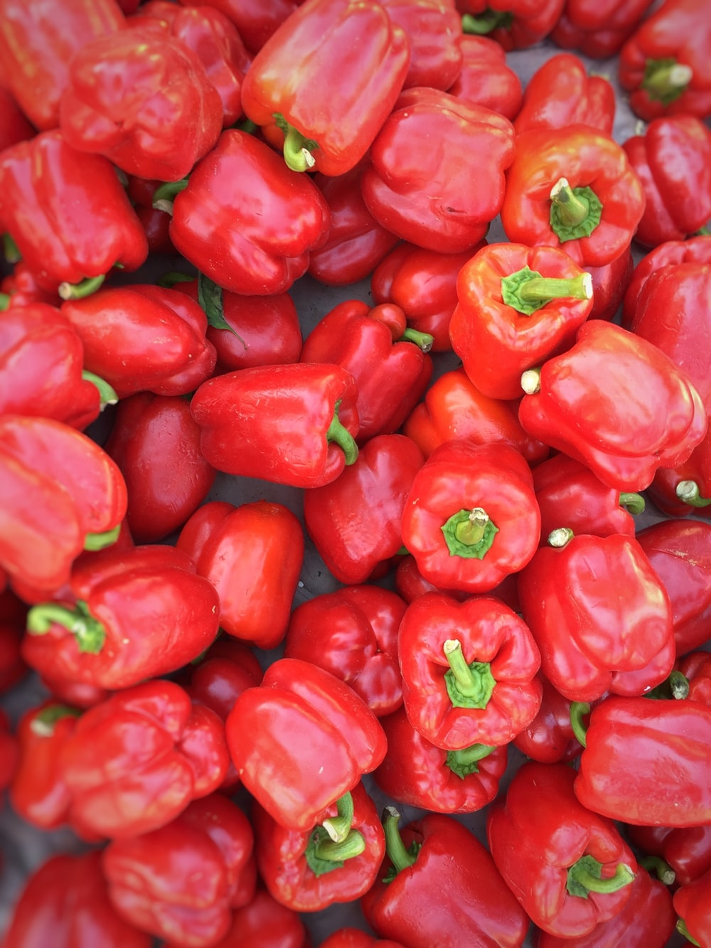red bell pepper lot