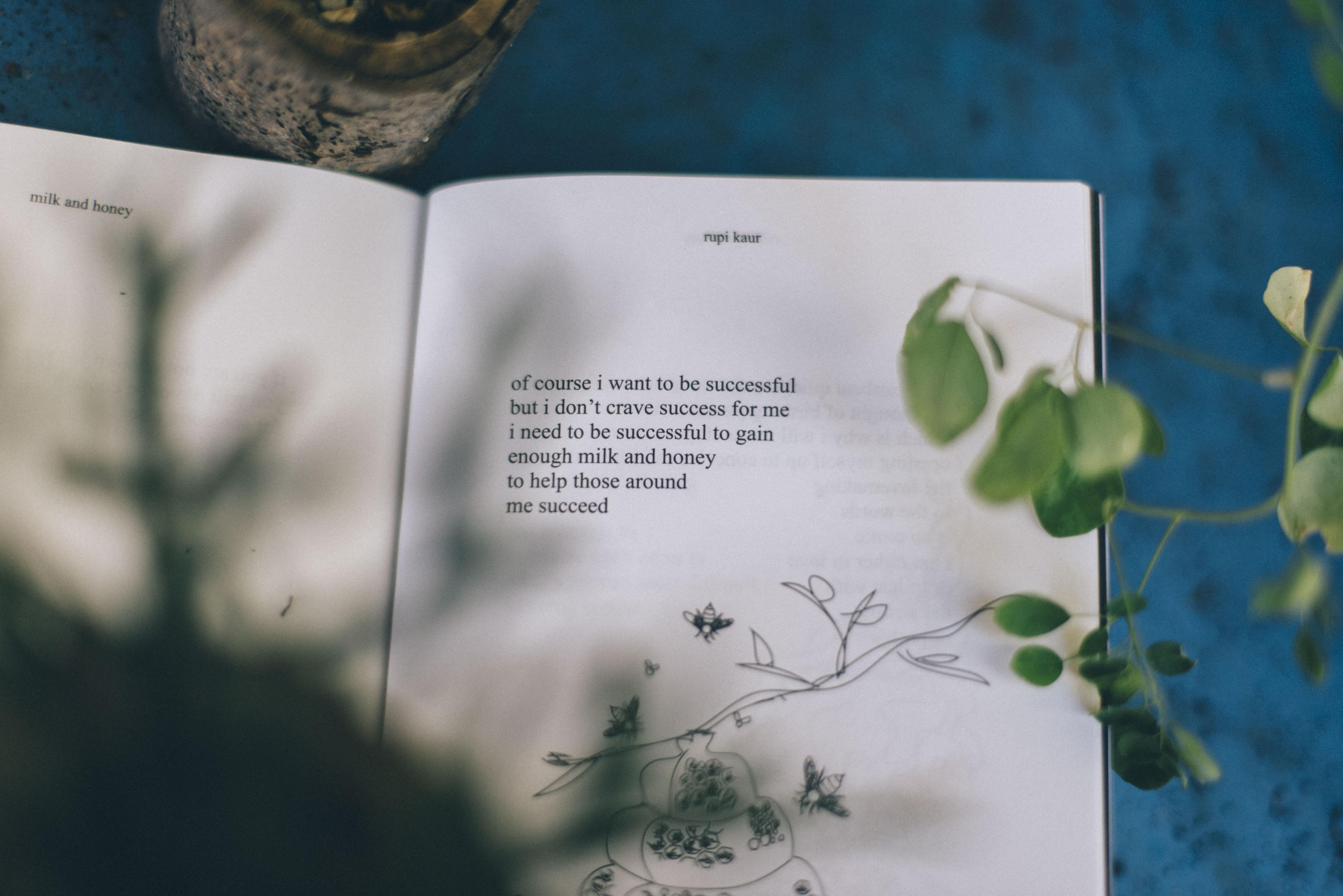 Poetry stories