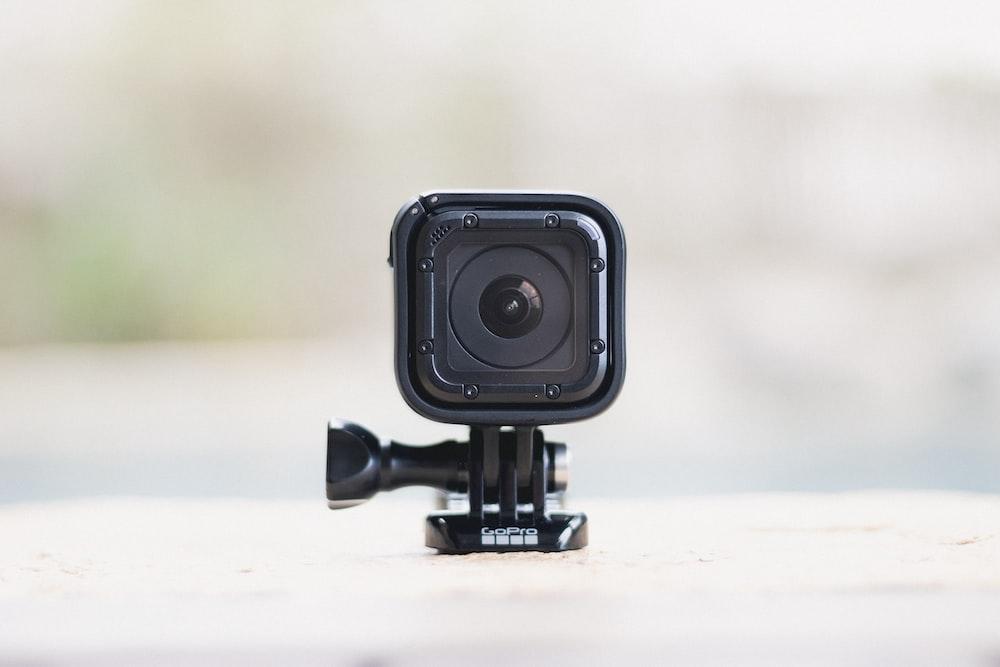 black GoPro Session