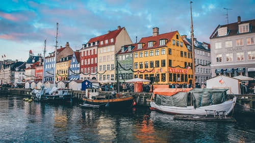 A Trip to Copenhagen in Denmark