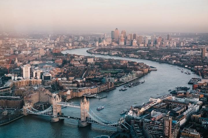 A London Love Letter