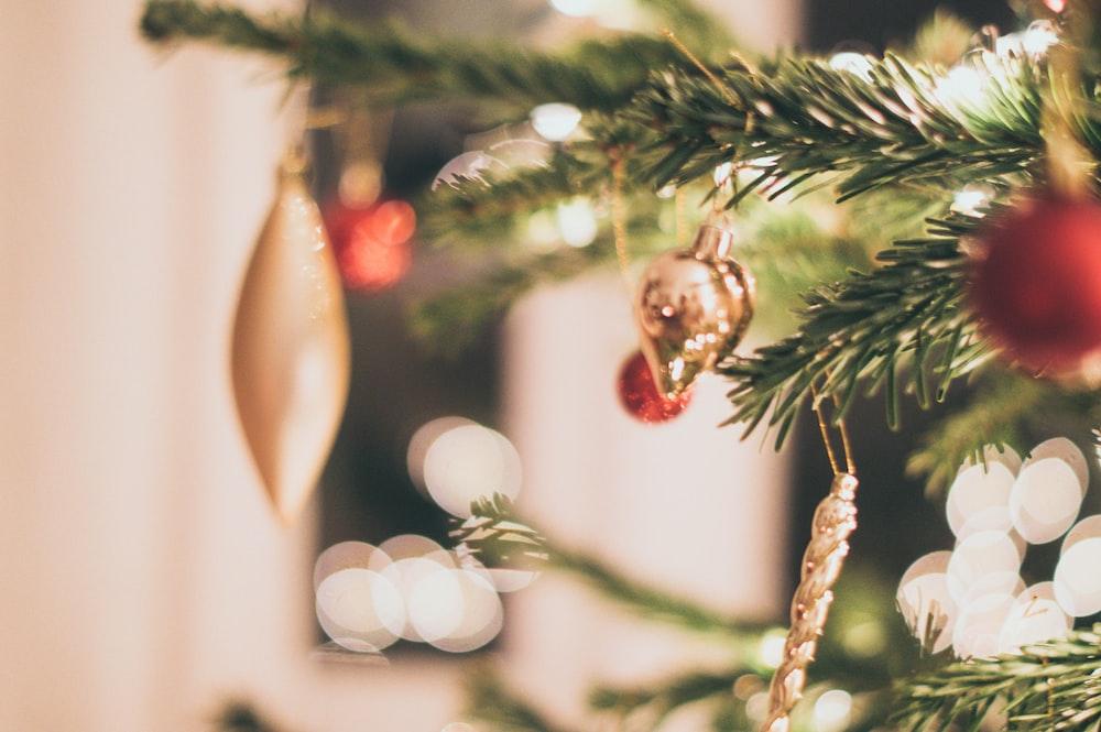 christmas bauble ball