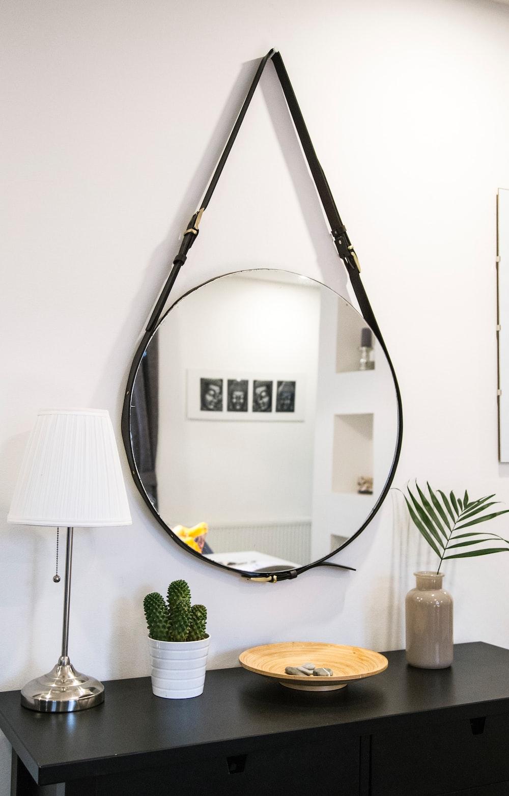 Große Spiegelflächen