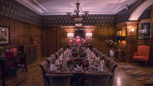 The Abelman Manor