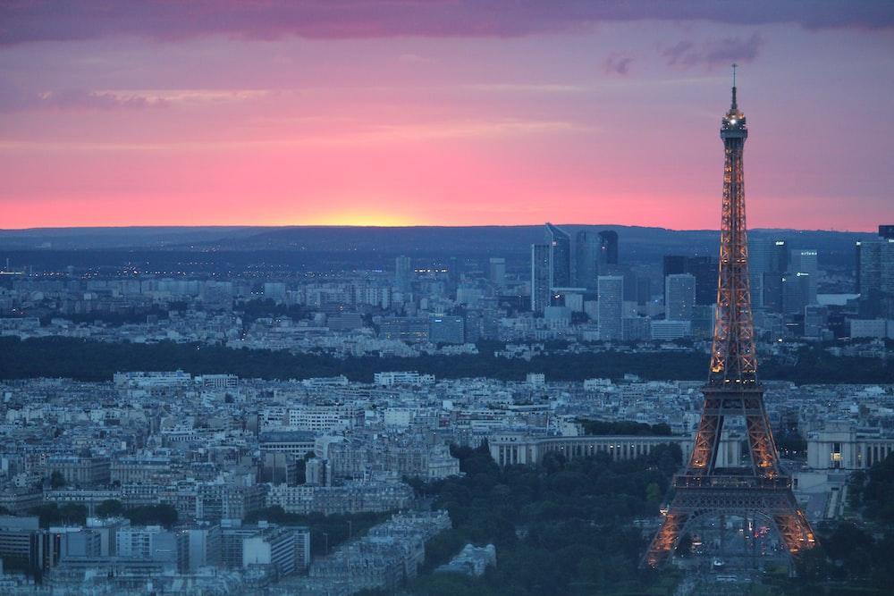 Paris, Europa, viaje