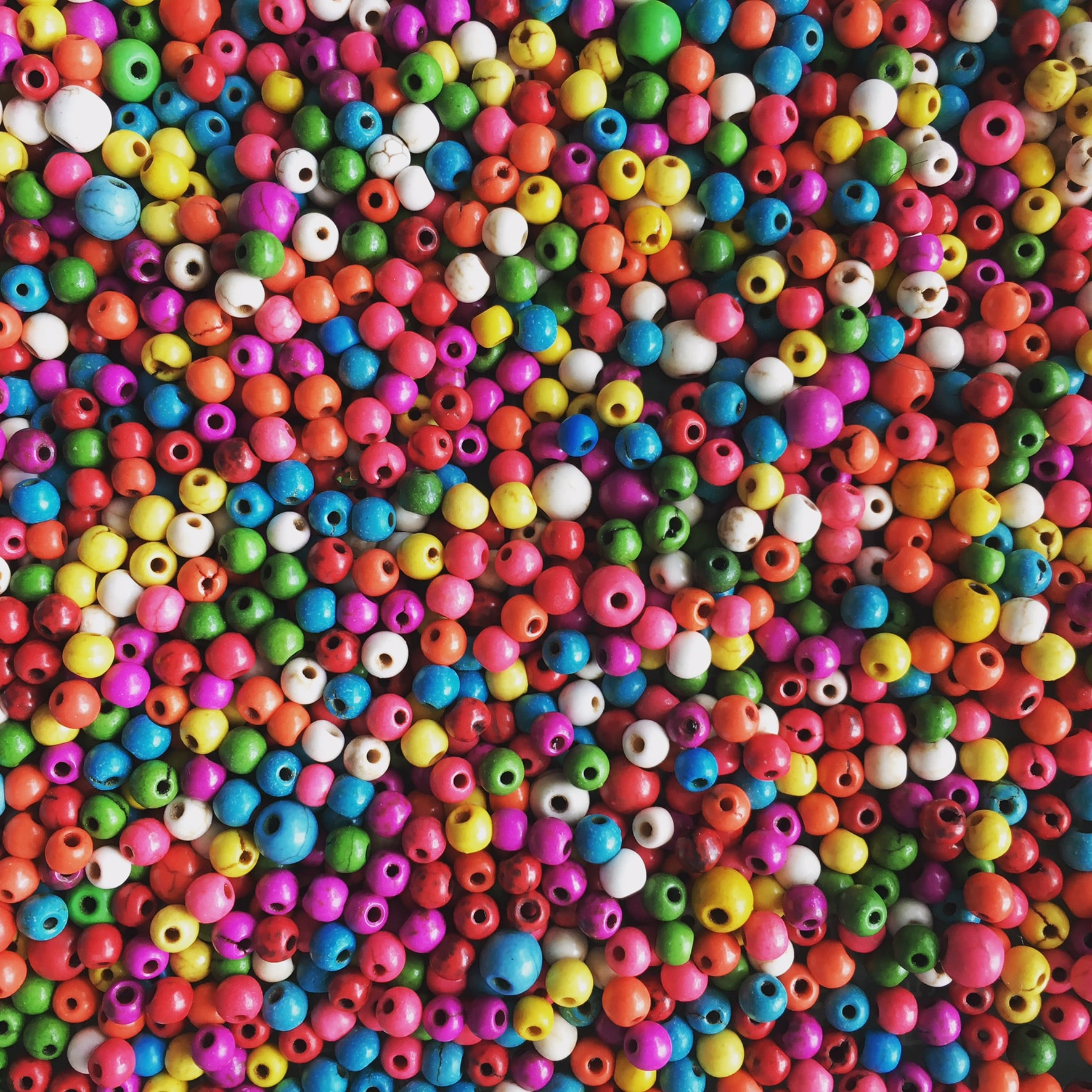 pile of bead