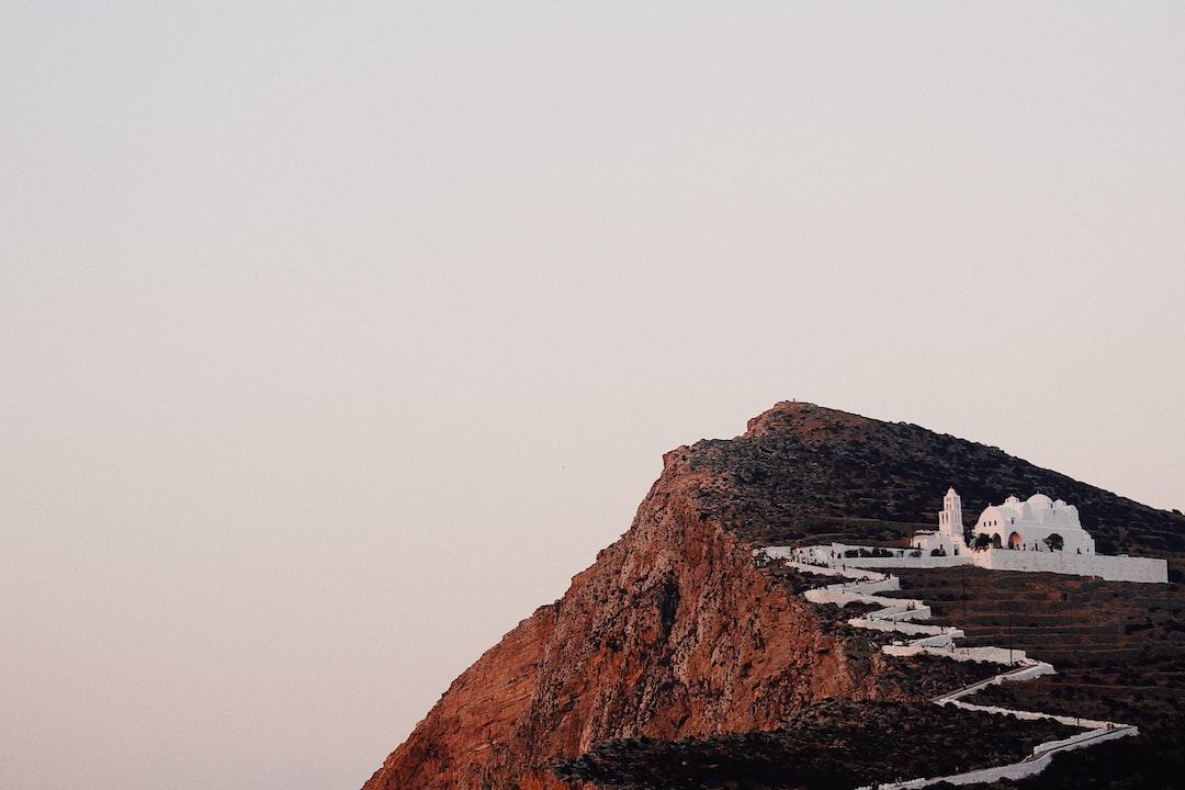 Charming Folegandros
