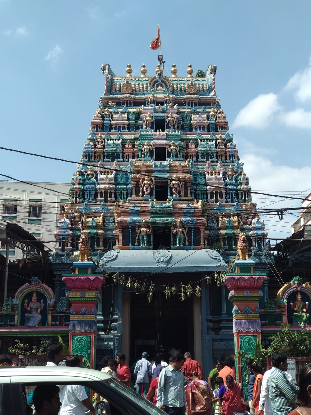 Hyderabad, india, yellamma temple and yellama temple | HD
