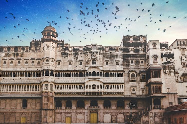 Bikaner Fort in Rajasthan