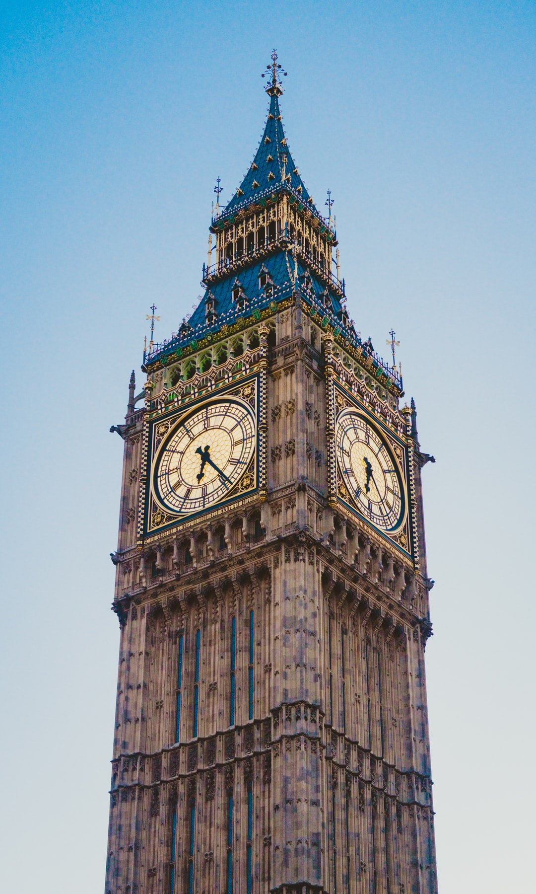 Up and close with Big Ben