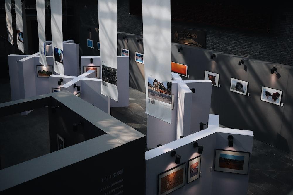 paintings on exhibit