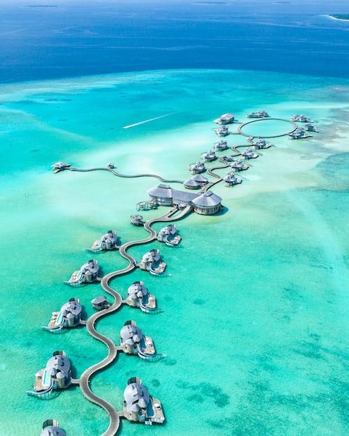 Maldives travel post-COVID