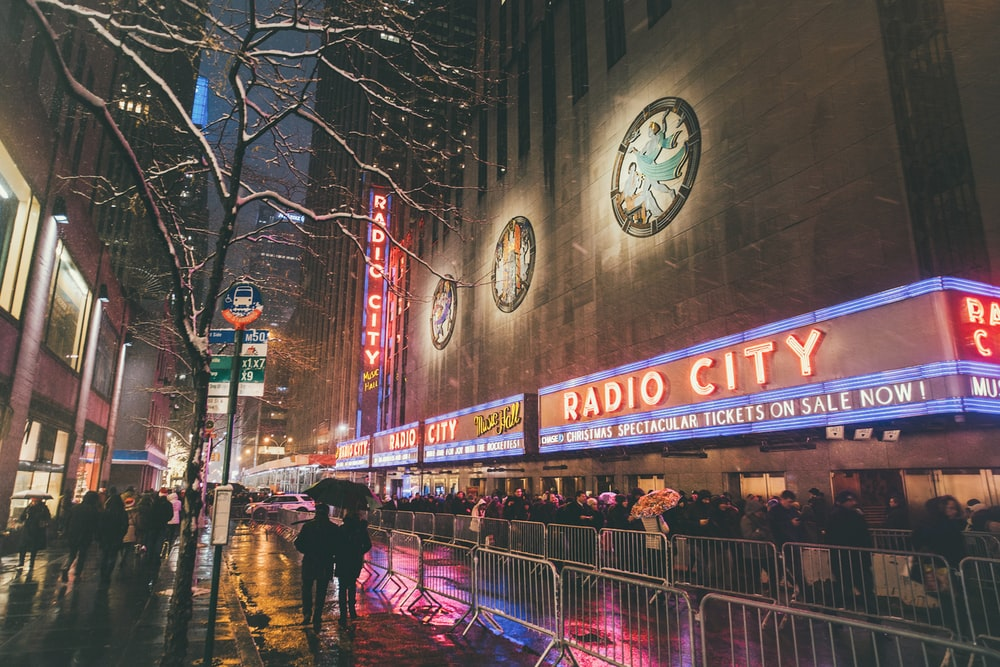 Radio City, Las Vegas